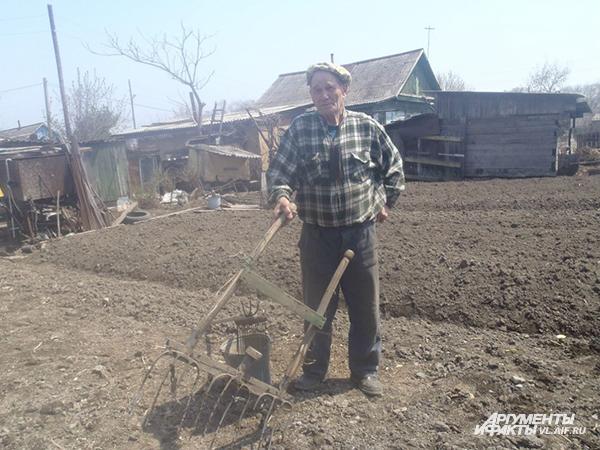 Копать огород